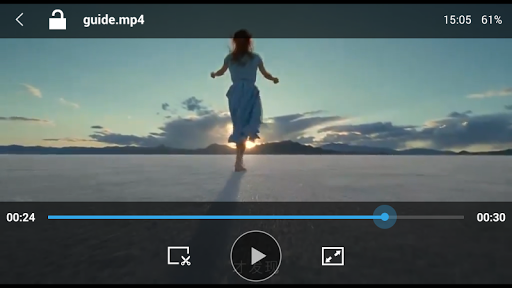 Video Player Perfect 7.0 screenshots 1