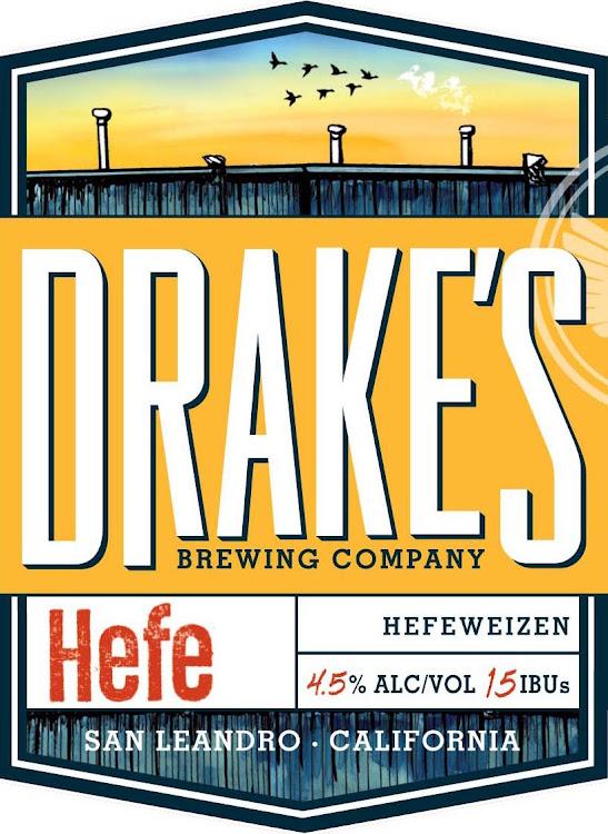 Logo of Drake's Hefe