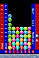 Screenshot of Number Chain (Rensa)