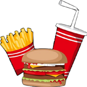 Fast Food Calorie Watchers 1.0 Icon