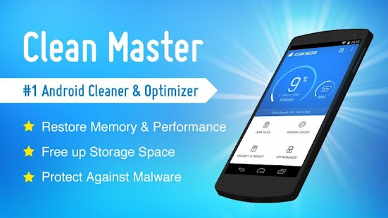 Clean Master - Free Optimizer - screenshot thumbnail