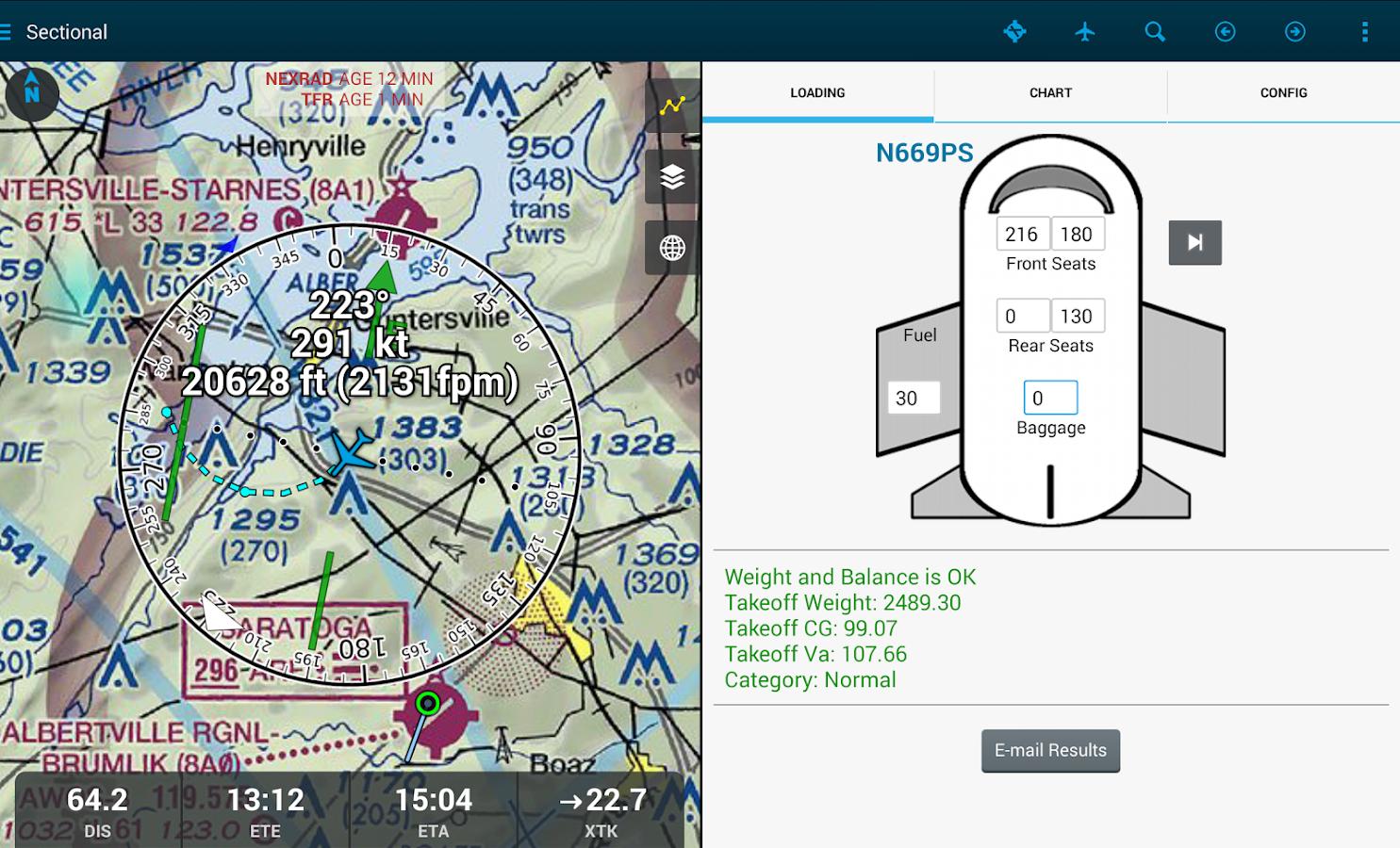 FlightPro - screenshot