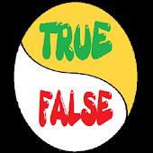 True or False Fun!