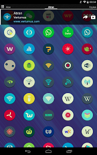 Atran - Icon Pack Screenshot