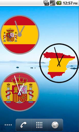 España - Pack de Relojes
