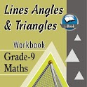 Lines Angles & Triangles icon