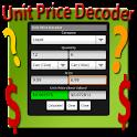 Unit Price Decoder