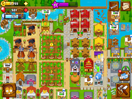 Bloons Monkey City 1.11.4 screenshots 11