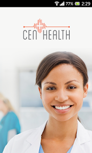 CenHealth- screenshot thumbnail