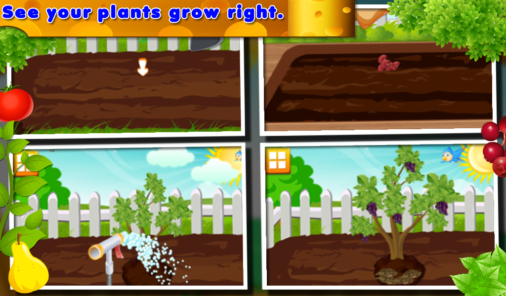 Kids Farm- screenshot