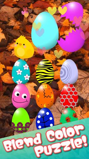 Pop'n Colegg - Puzzle Chicks