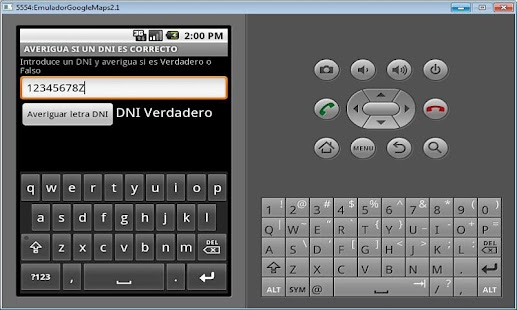 DNI Correcto- screenshot thumbnail