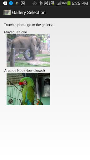 Puerto Rico Zoos