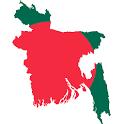 Map of Bangladesh -  মানচিত্র icon