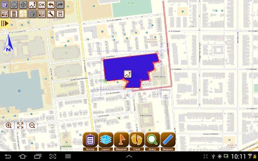 SuperSurv Lite --GIS App  screenshots 9
