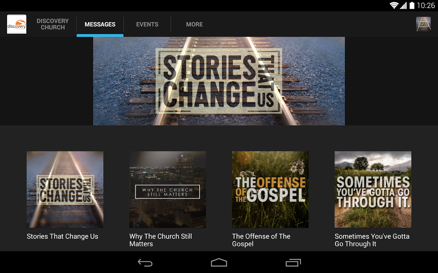 Discovery Church Florida - screenshot