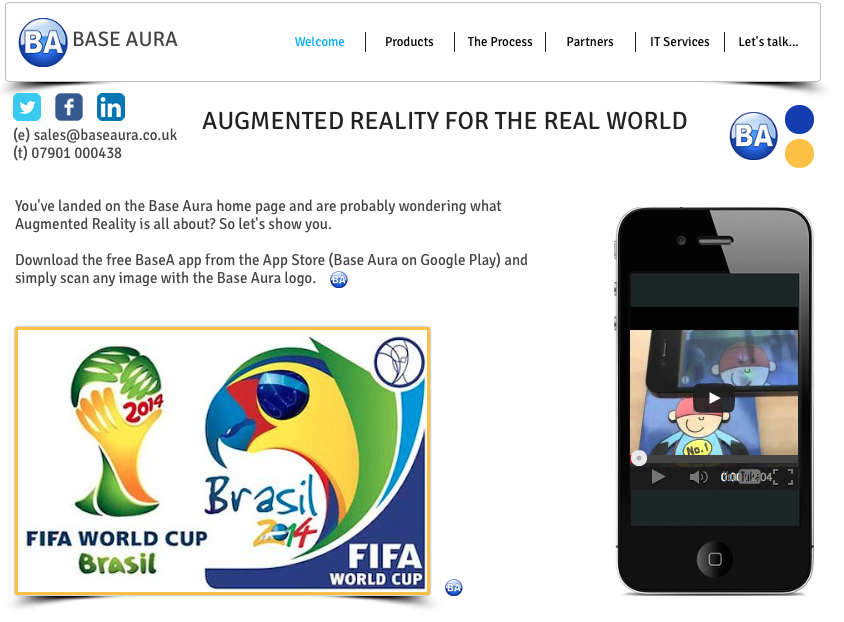 BaseA - screenshot