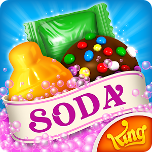 Candy Crush Soda Saga Mod (Ultimate) v1.68.4 APK