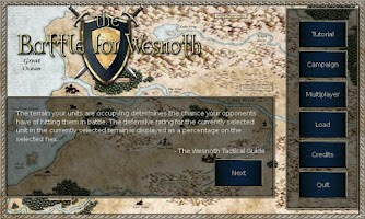 Screenshot of Battle for Wesnoth