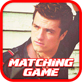 Josh Hutcherson Matching Game