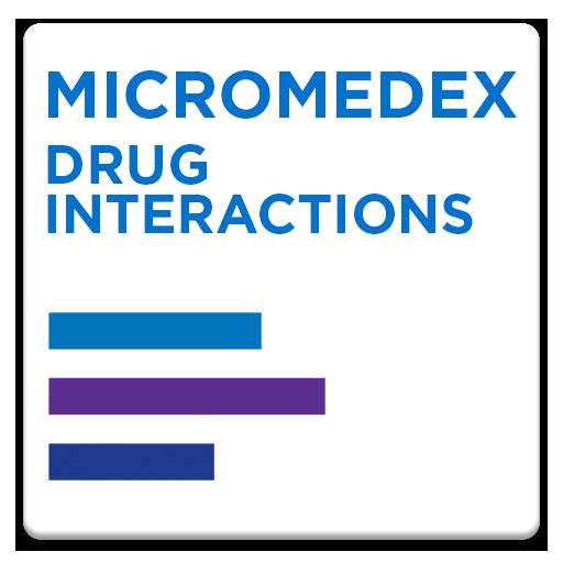 Micromedex Drug Interactions 醫療 App LOGO-硬是要APP