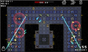 Screenshot of Prototype Defense