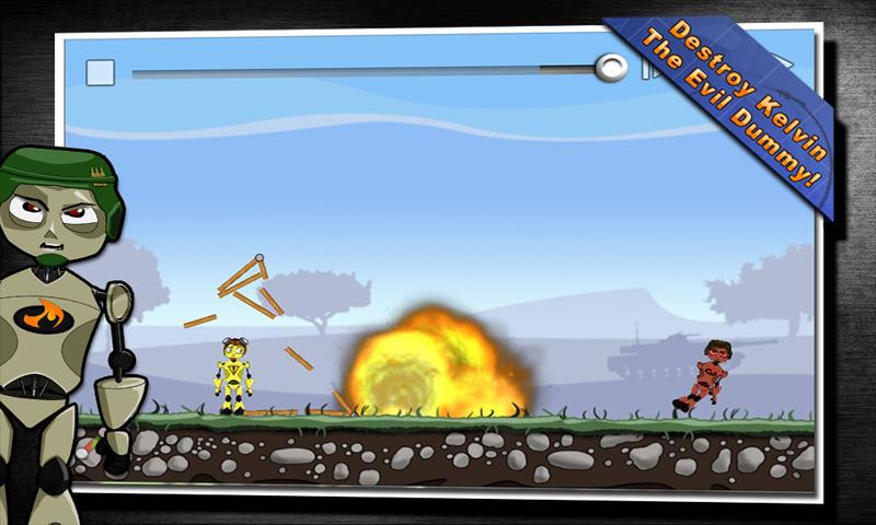 Dummy Defense - screenshot