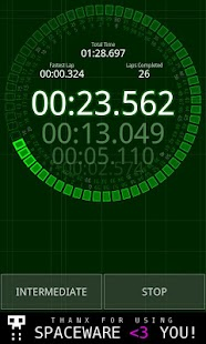 Micro Stopwatch- screenshot thumbnail