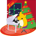 Kids' Christmas Piano Free icon