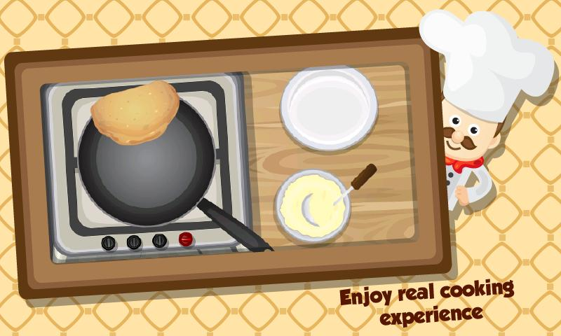 Pan Cake Maker - Ads Free - screenshot
