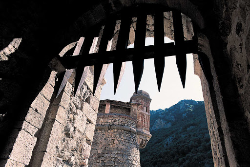 Vilafranca de Conflent, a fortified commune in the Pyrénées-Orientales department in southern France, originated in 1098.