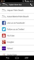 Screenshot of Jaguar Palm Beach