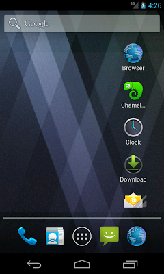 Icon Organizer 2 - screenshot