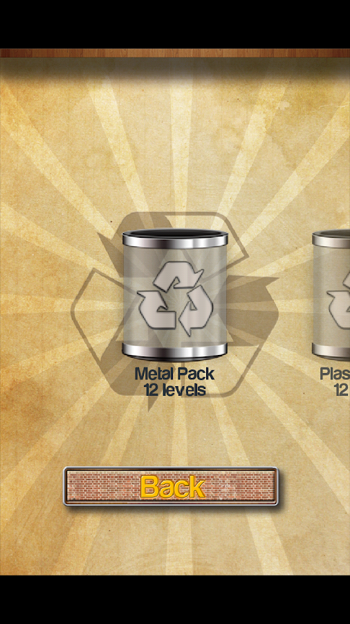 Recycle Now Free: captura de tela