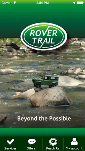 Rover Trail