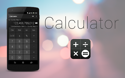 App Calculator - Simple & Stylish APK for Windows Phone
