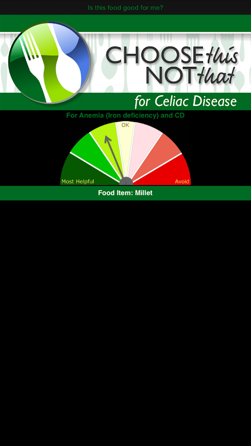 Celiac Disease- screenshot