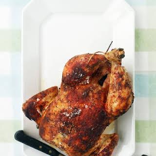 Paprika Roast Chicken.