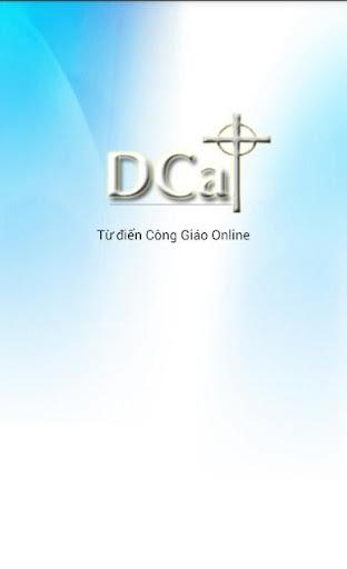 DCAT - Từ Điển Công Giáo