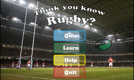 Think you know Rugby