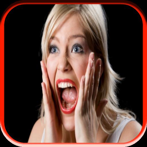 嚇唬惡作劇,咕嚕 娛樂 App LOGO-APP試玩