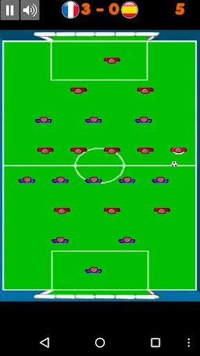 Foosball World Cup Screenshot