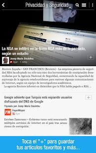 Flipboard: tu revista social - screenshot thumbnail