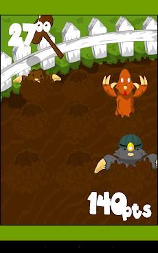 モグラ叩き - モグラの侵入のおすすめ画像5
