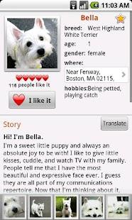 Pets Next Door -Dogs,Cats&More- screenshot thumbnail