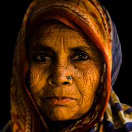 Charming Eyes by Aranya Debnath - Novices Only Portraits & People
