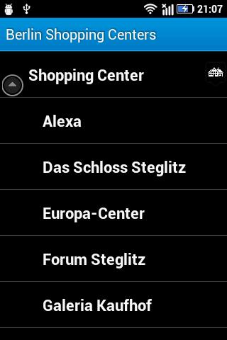 Berlin Shopping Centers