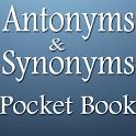 Antonyms & synonyms Pocketbook icon