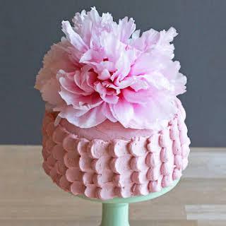 Raspberry Cream Cake.