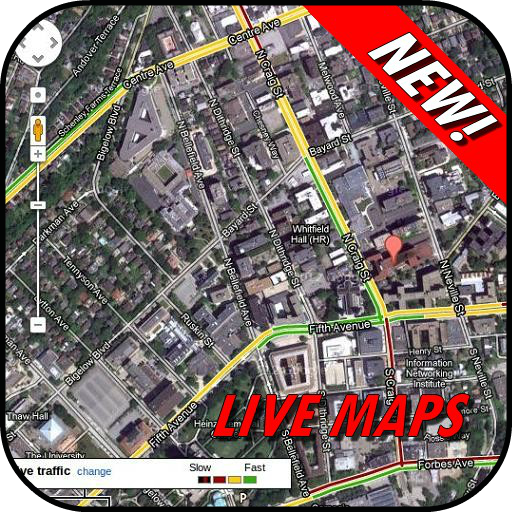 Location Map Live